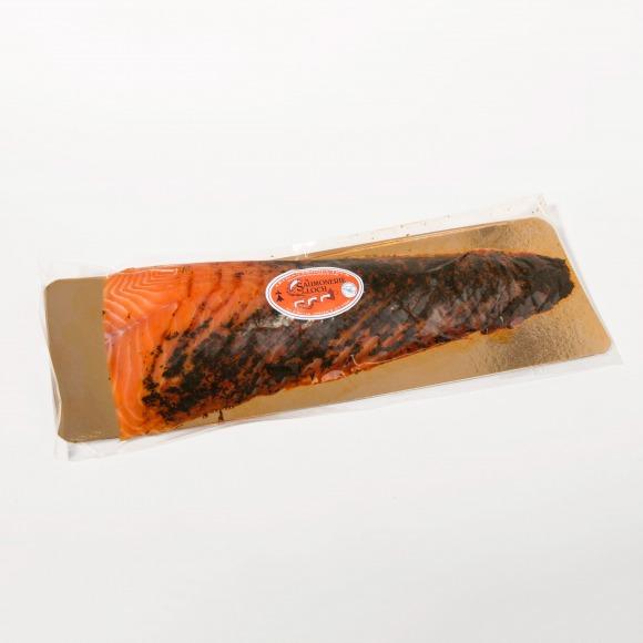 Saumon écosse mariné filet tranché 1,3kg