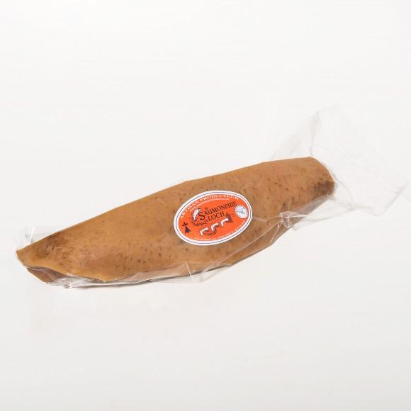Thon germon sauvage fumé filet entier