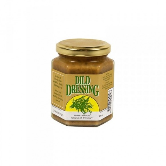 SAUCE Aneth( dild dressing) 170g