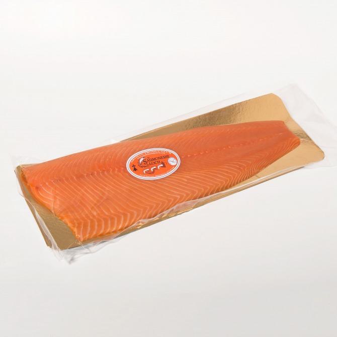 Saumon écosse fumé filet entier 1,6kg